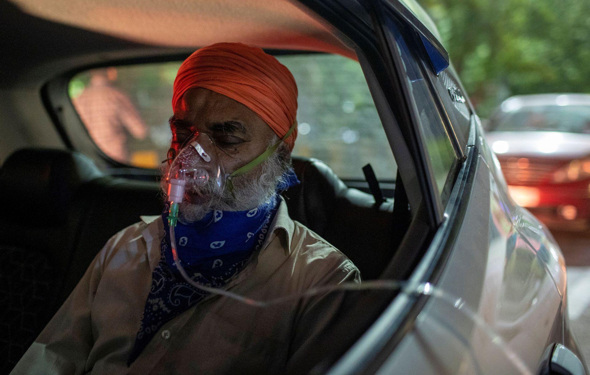 """死亡率飙升89%!病毒""""风暴""""席卷印度全境,高温天气或致局面继续恶化"""