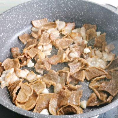 自从学会家乡萝卜干炒五花肉,就没有不想吃饭的时候 美食做法 第5张