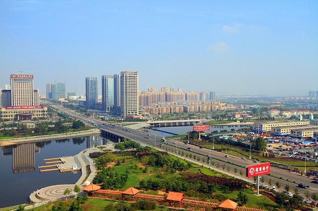 威海环翠区、文登区获评省县域经济高质量发展先进县