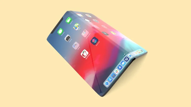 苹果或将于2023年推出8英寸可折叠iPhone-第1张图片-IT新视野