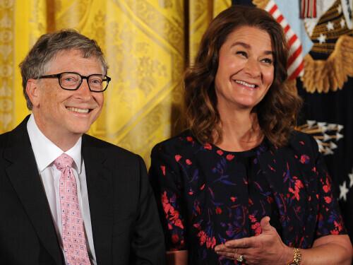 比尔·盖茨与梅琳达要求法院批准财产分割协议 双方资产一览
