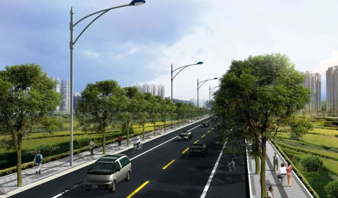 好消息!漕盈路南延伸及配套道路新建工程开工
