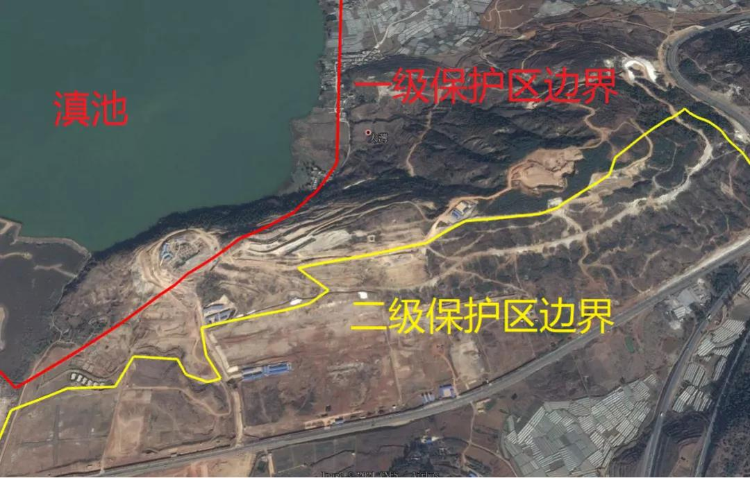 中央环保督察组:房地产开发非法侵占滇池保护区
