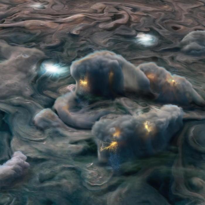 研究发现外星雨滴与地球上的雨滴十分地相似-第1张图片-IT新视野