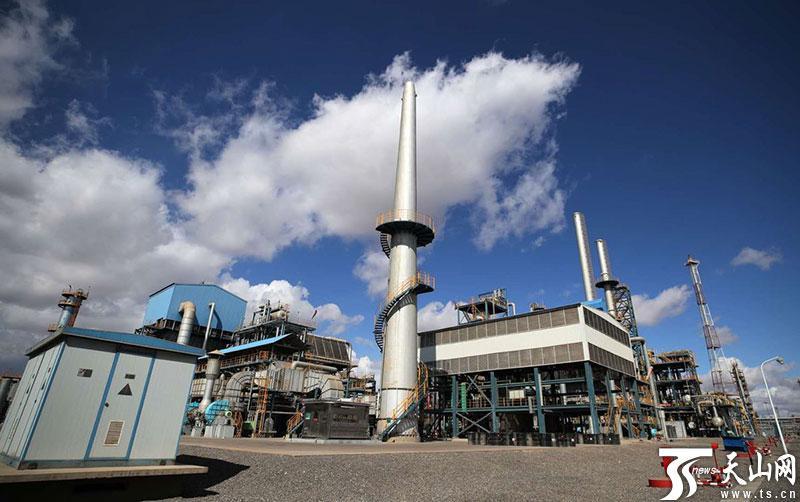 """一年减少二氧化碳排放2.36万吨 塔河炼化让""""废气""""变为增收""""福气"""""""