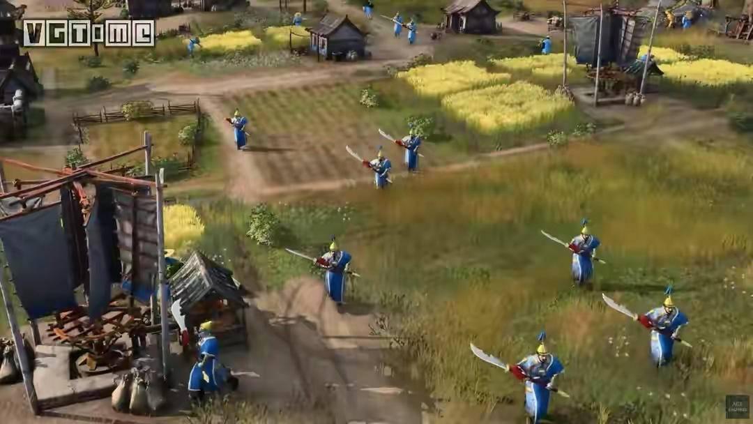 《帝国时代4》将于2021年秋季发售:宣传图彰显史诗级品质