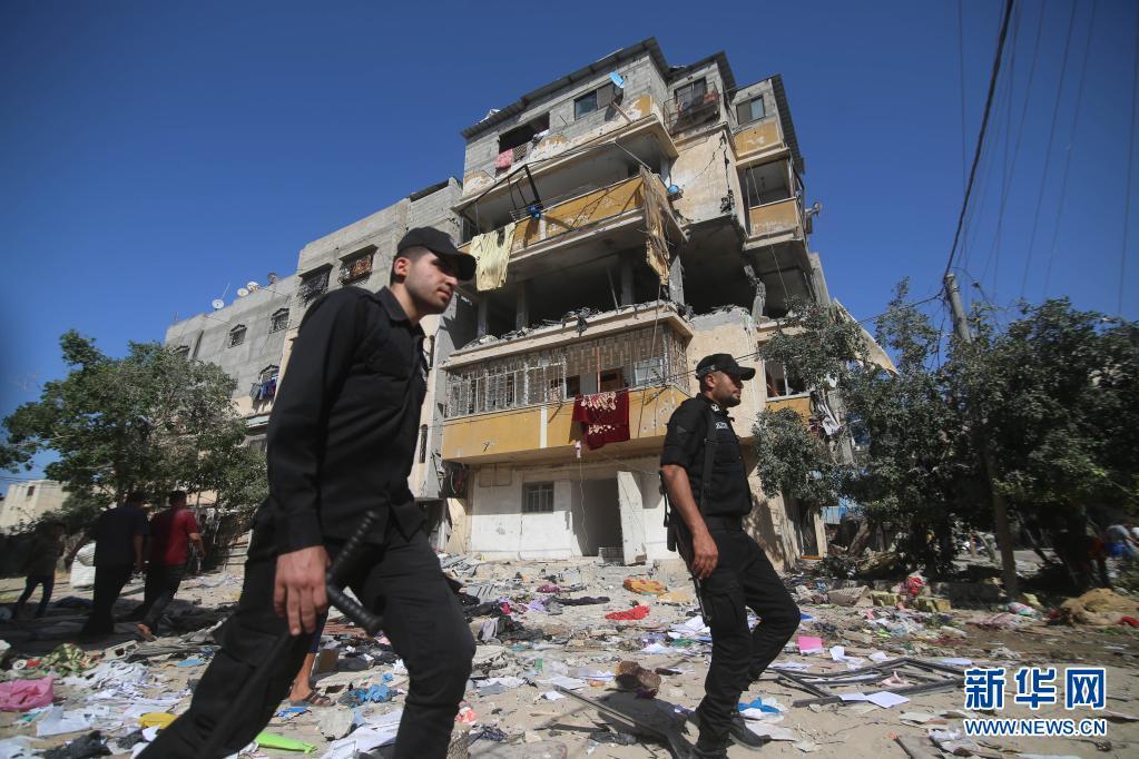 以色列空襲致哈馬斯多名高階指揮官死亡