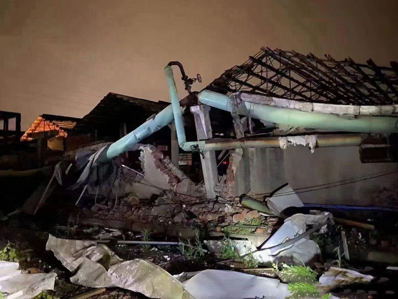 龙卷风突袭苏州、武汉致12人遇难,专家:难以对龙卷风检测预警