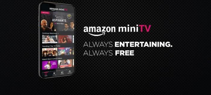 亚马逊在印度推出免费视频流服务miniTV-第1张图片-IT新视野