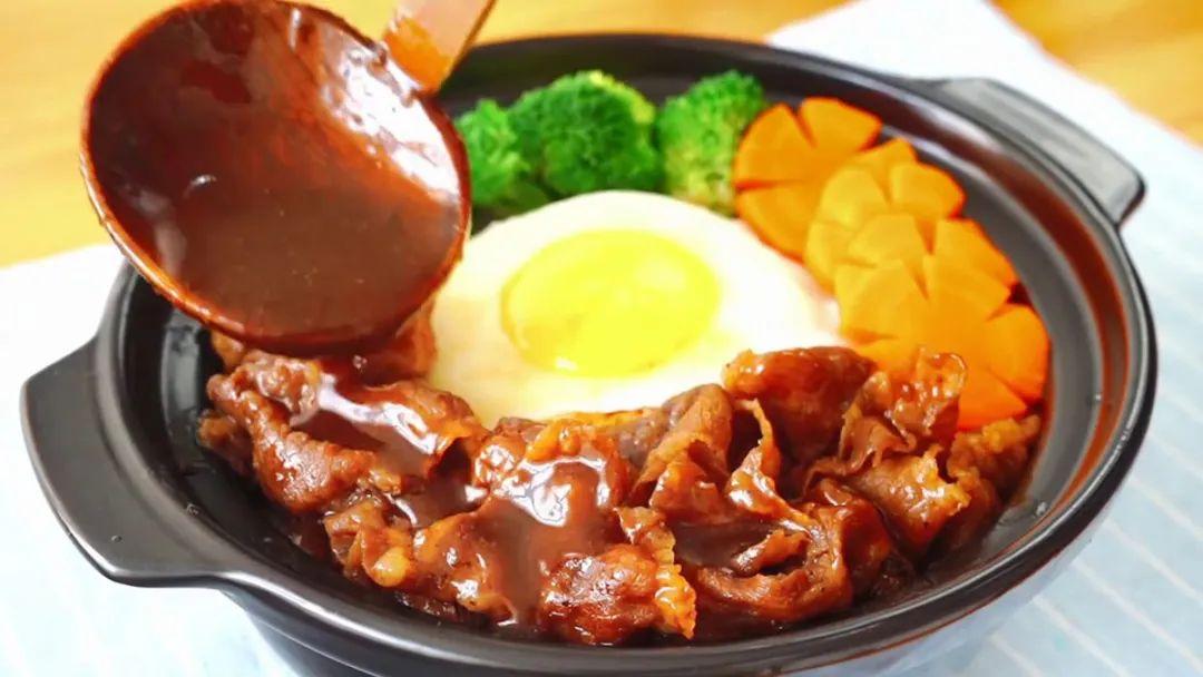 秘制肥牛饭:料足肉多,绝对让你吃到满足 美食做法 第1张