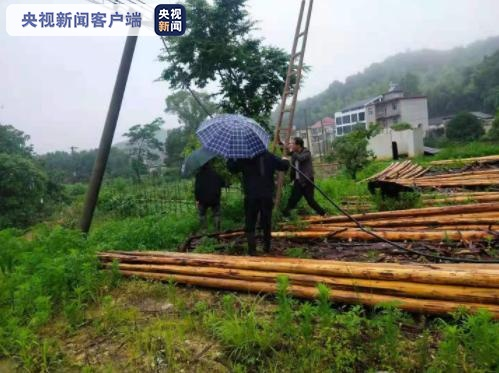 江西洪涝灾害致56.2万人受灾,直接经济损失3.8亿元