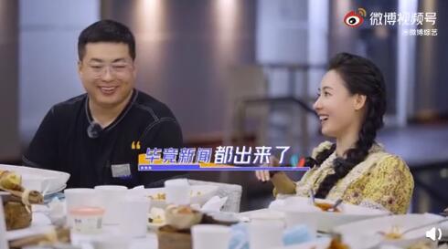 张柏芝再度否认怀四胎:只是吃胖了,会努力减肥