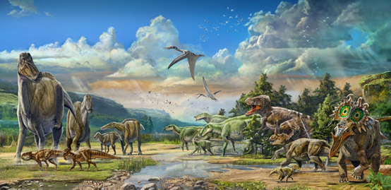 是谁搬运了诸城恐龙的尸体?