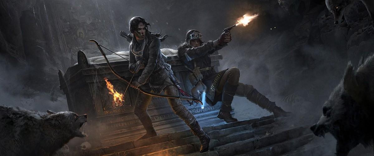 Epic本周喜加一游戏疑似泄露 或是《古墓丽影:崛起》