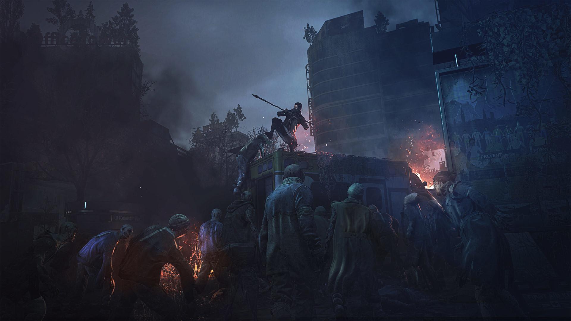 《消逝的光芒2》玩法情报公开 跑酷升级自由度提升