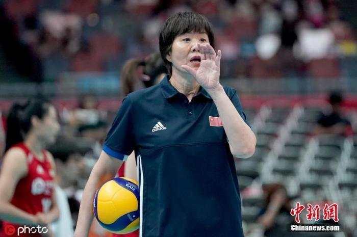 中国女排世界排名跌至第二,别慌!不影响奥运前景