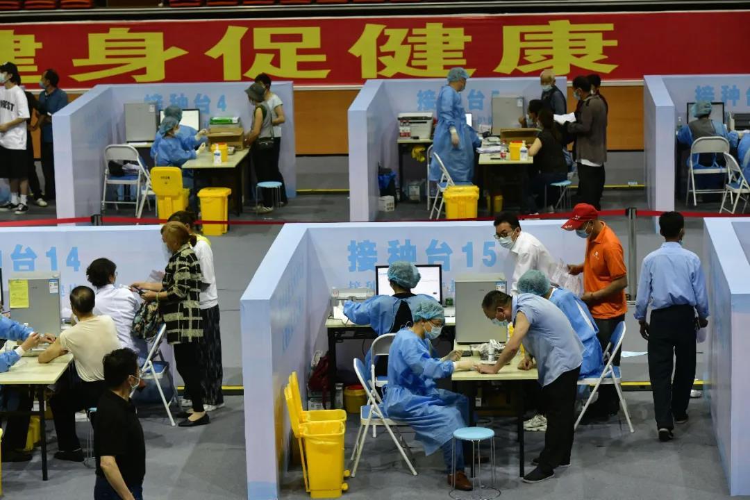 """破6亿!从""""中国疫苗为什么行""""看科技自立自强"""