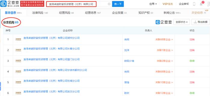 宜信普惠理财旗下P2P尚有近百亿未兑付-第三张
