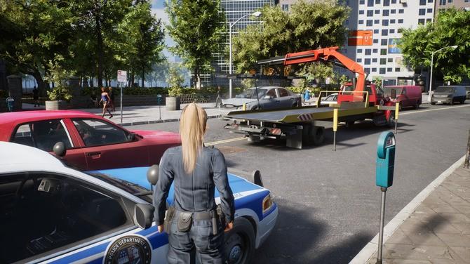《警察模拟器:巡警》上架Steam 预定6月17日解锁测试