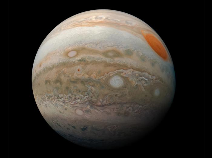 """科学家在实验室中""""重现""""可能在木星出现的""""氦气雨"""""""
