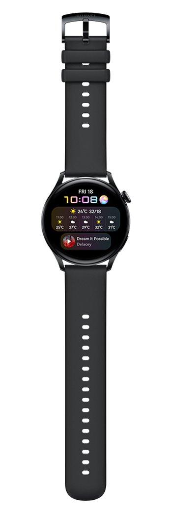 华为发布首款HarmonyOS智能手表:Watch 3和Watch 3 Pro-第2张图片-IT新视野
