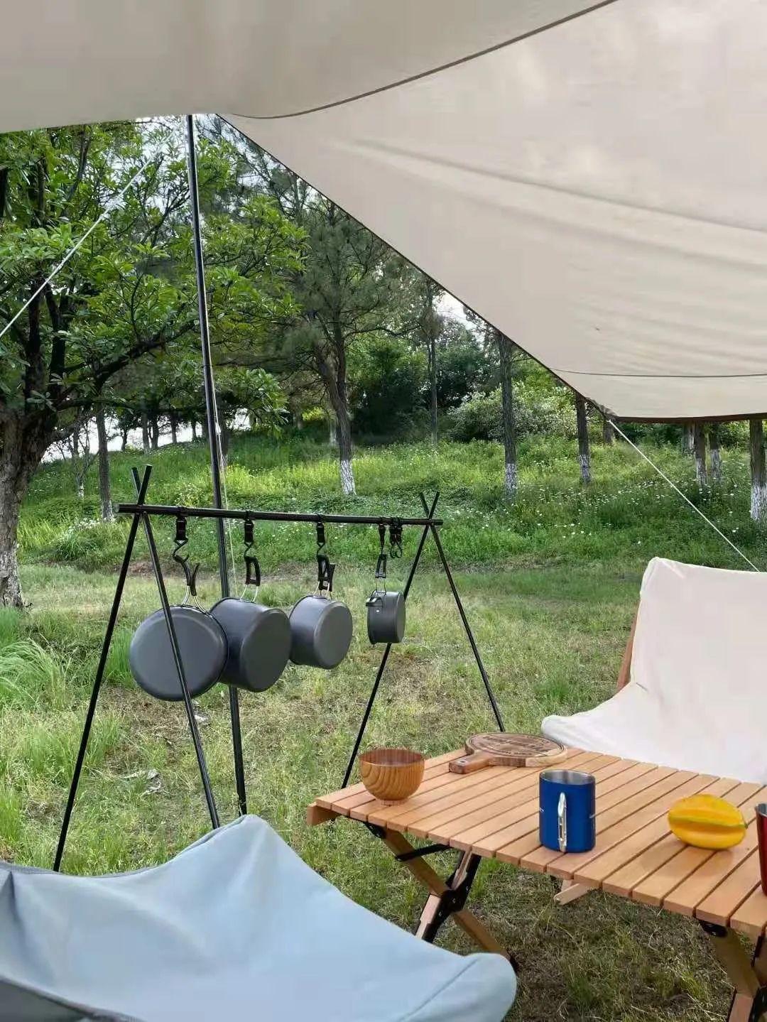 万元买顶帐篷露营,一边吐槽一边真香