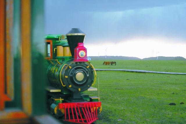 走进草原蒙古包,高铁只需两小时!在乌兰察布开启暑期合家欢