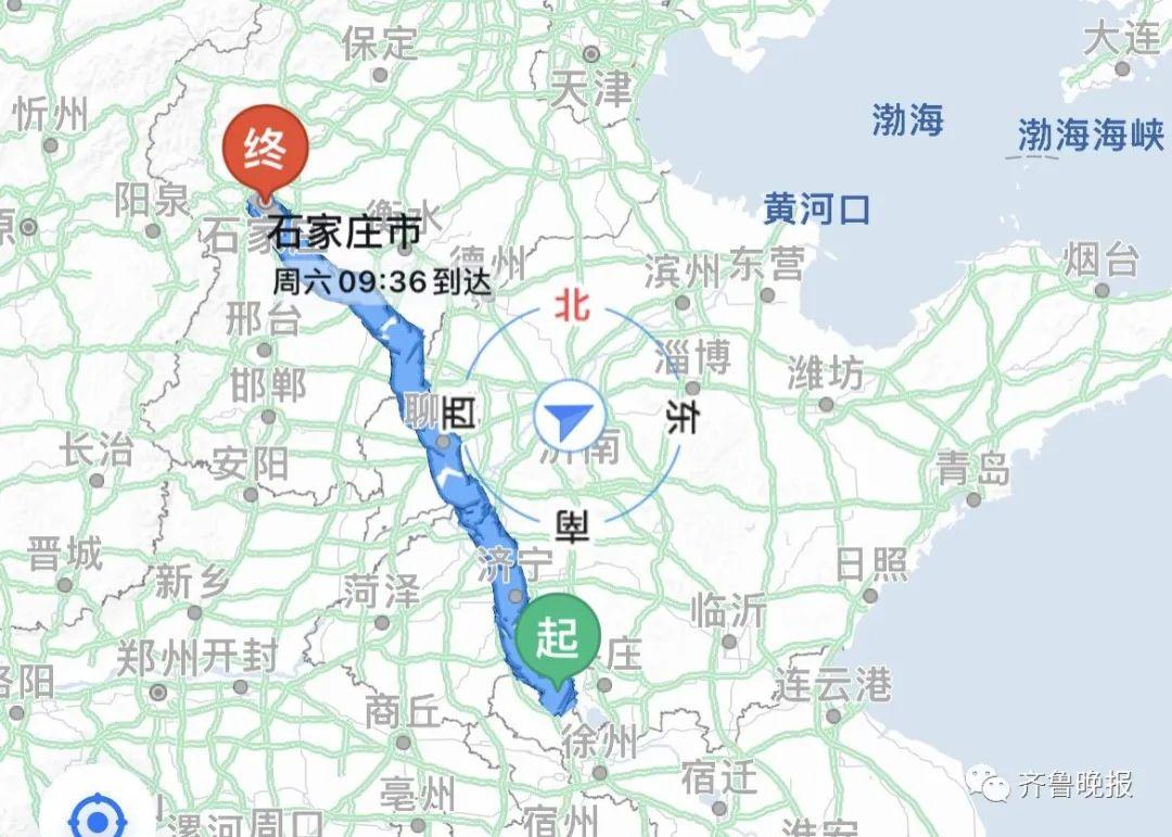 赌气出走去青岛,小伙骑了500公里共享单车,结果到了徐州
