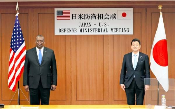 日防相炒作台灣安全與日本直接相關:緊盯中國大陸