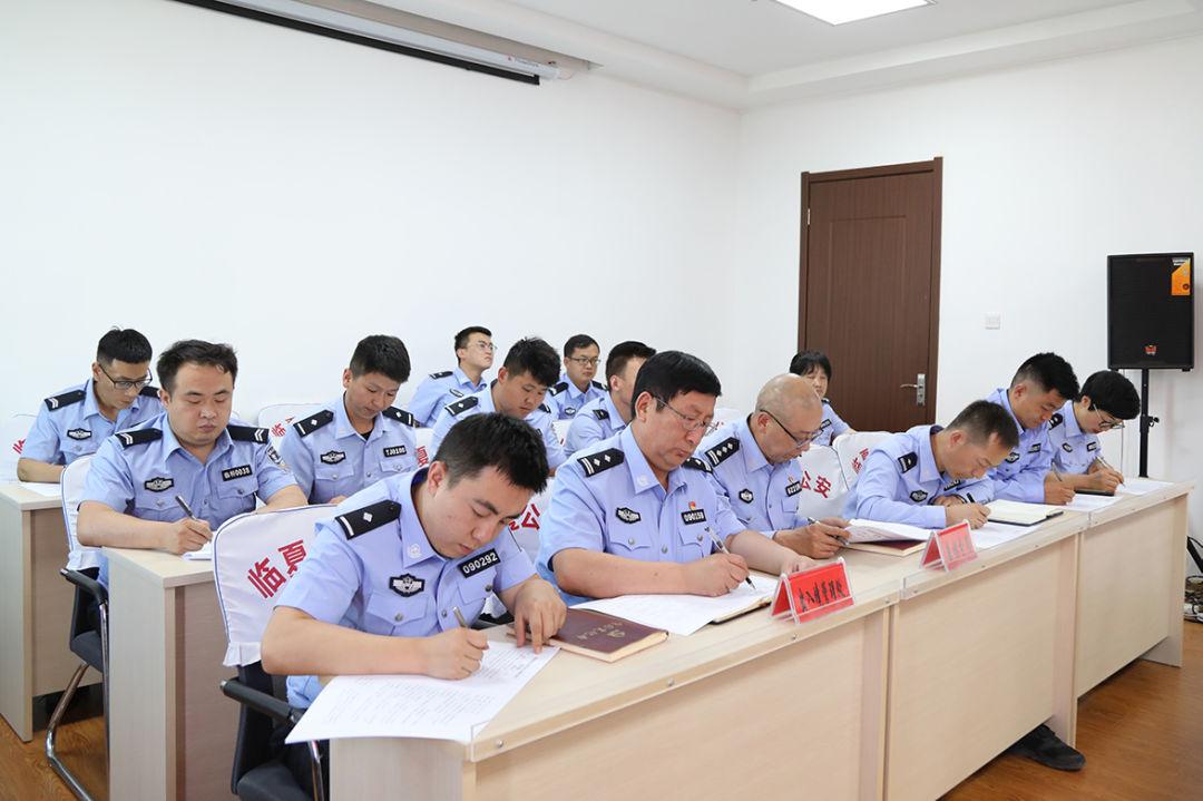 临夏州公安局举办建党100周年党史知识竞赛