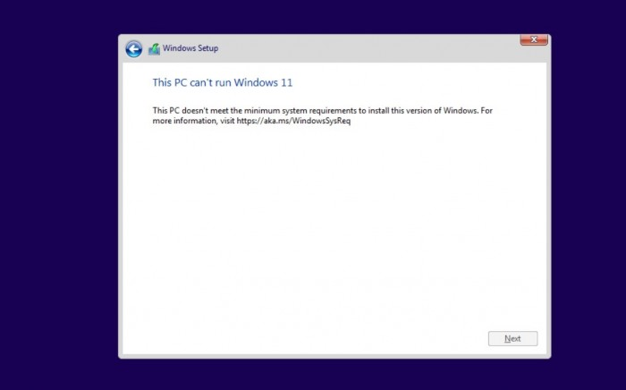 微软正在考虑降低对运行Windows 11的计算机处理器要求-第2张图片-IT新视野