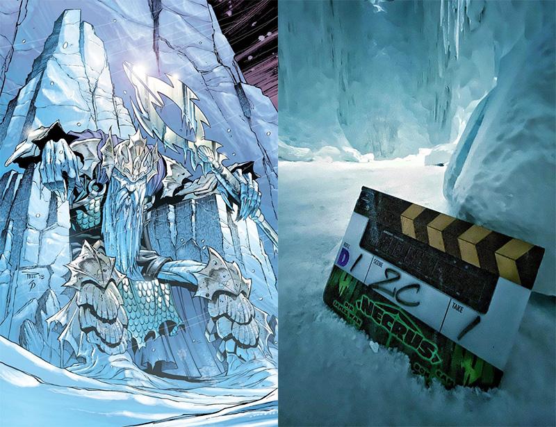《海王2》开机 DC明年将迎来大爆发