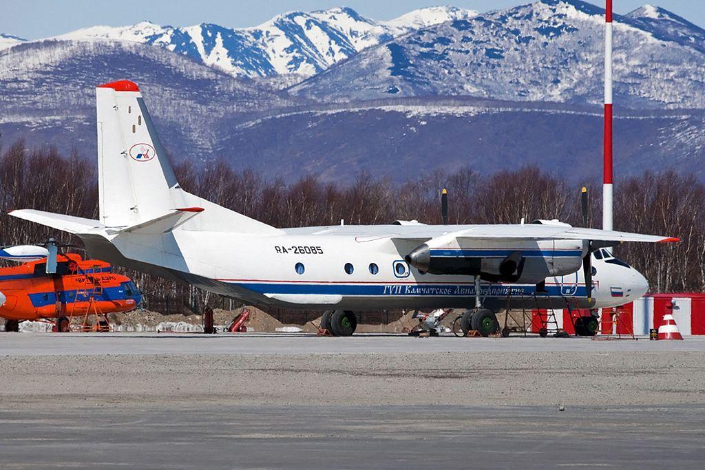 俄失踪飞机安-26所有机组人员丧生 飞机坠毁的原因是什么?