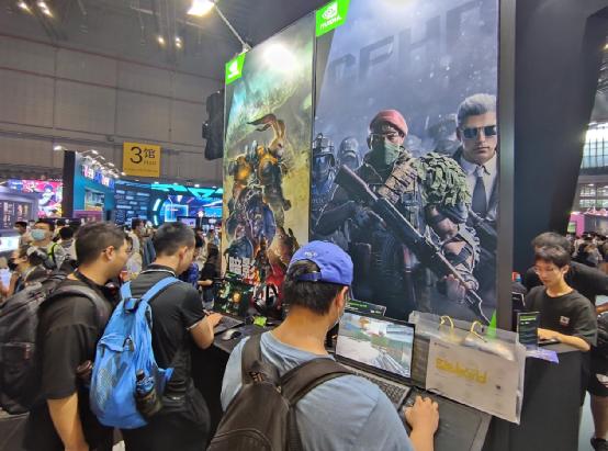 RTX空间降临,强悍技术性能征服二次元玩家——NVIDIA亮相BilibiliWorld2021
