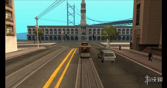 画质提升8倍!《GTA:圣安地列斯》AI高清MOD发布