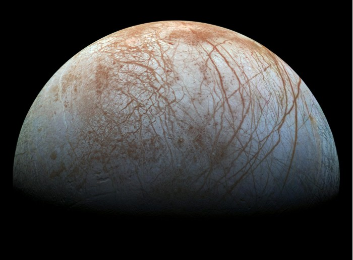 科学家正在通过木卫二研究表面寻找其具备适合生命的可能性-第1张图片-IT新视野