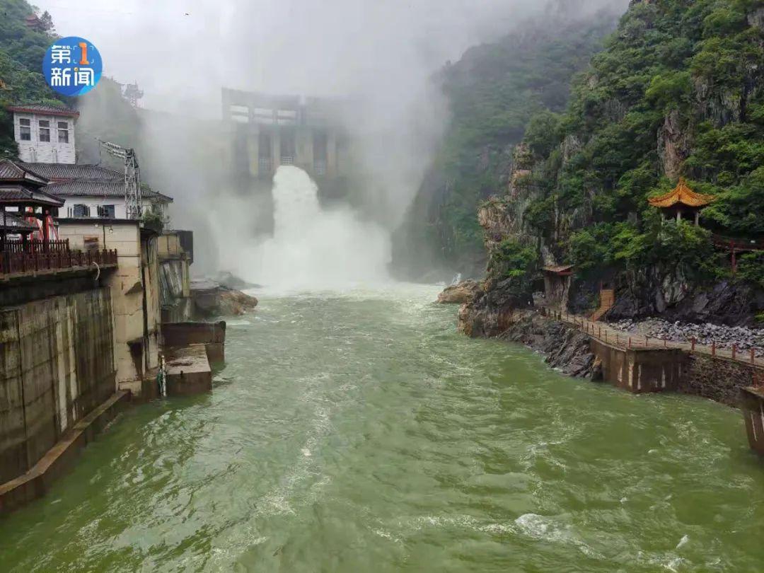 最新情况:泄洪!汉中撤离群众1424户3674人