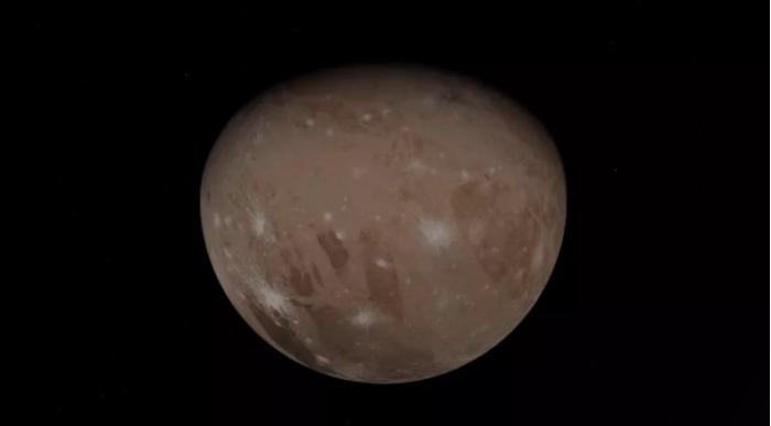 "NASA发布""朱诺号""近距离飞越木星及木卫三的视频-第1张图片-IT新视野"