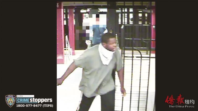 美亚裔母子在纽约地铁遭抢劫 母亲受伤身亡警方锁定非裔嫌犯