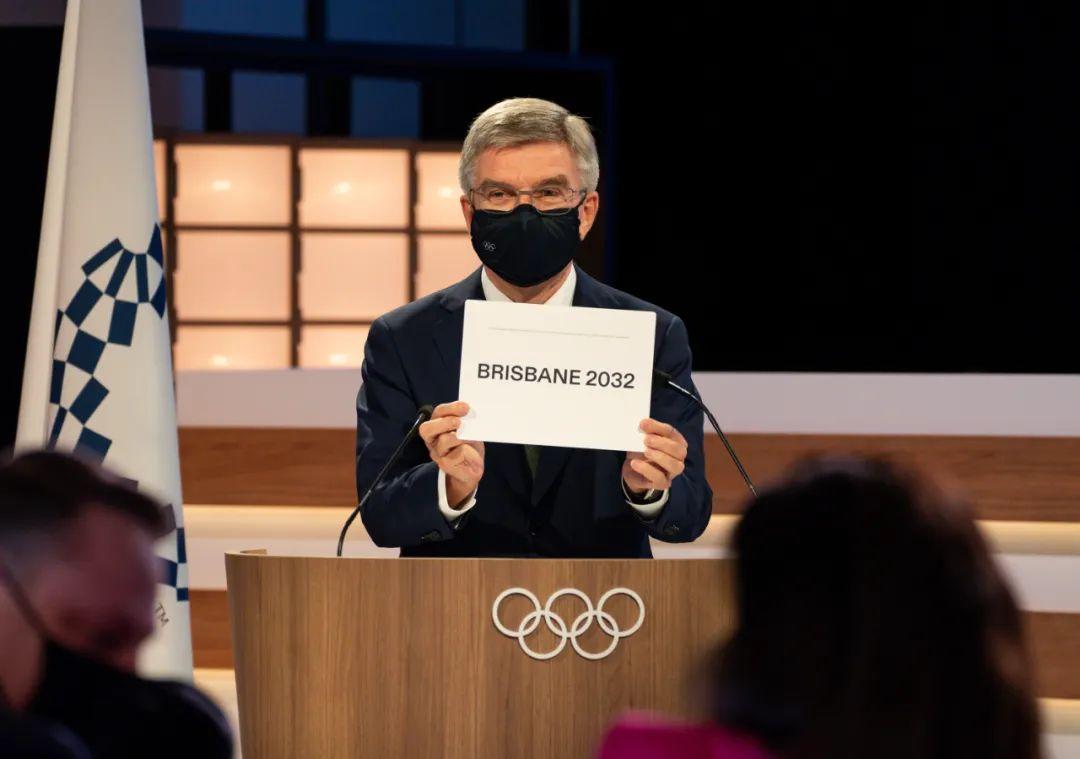 定了!2032年奥运会,花落这座城市