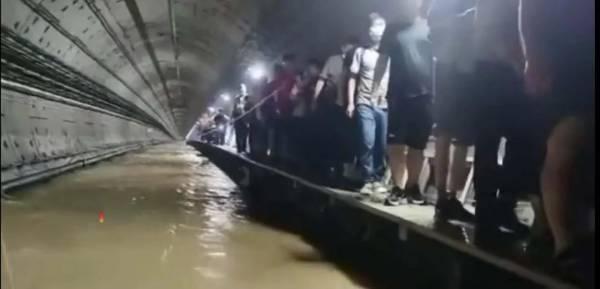 郑州地铁5号线12人遇难,事故原因公布