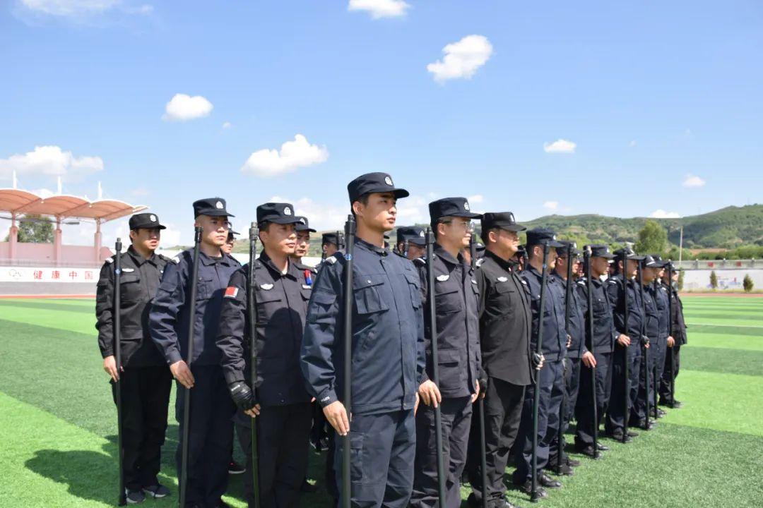 【全警实战大练兵】广河县公安局持续开展夏季实战大练兵活动