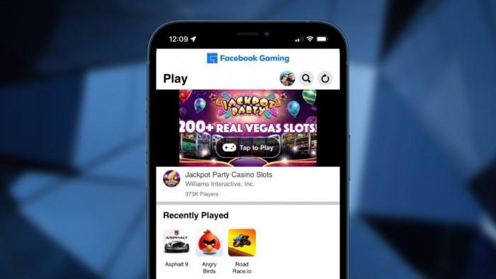 Facebook的云游戏服务上线iOS平台-第1张图片-IT新视野