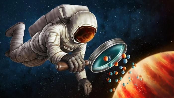 天文学家首次测量到系外行星大气中的同位素-第1张图片-IT新视野