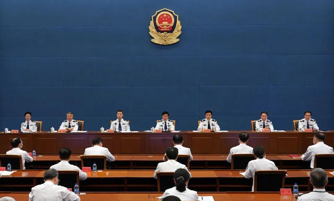 赵克志强调:巩固深化拓展庆祝活动安保维稳成果 确保国家政治安全和社会大局持续稳定