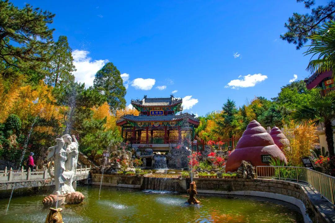 冰凉清爽过伏天,北京号带您探索消夏避暑好去处
