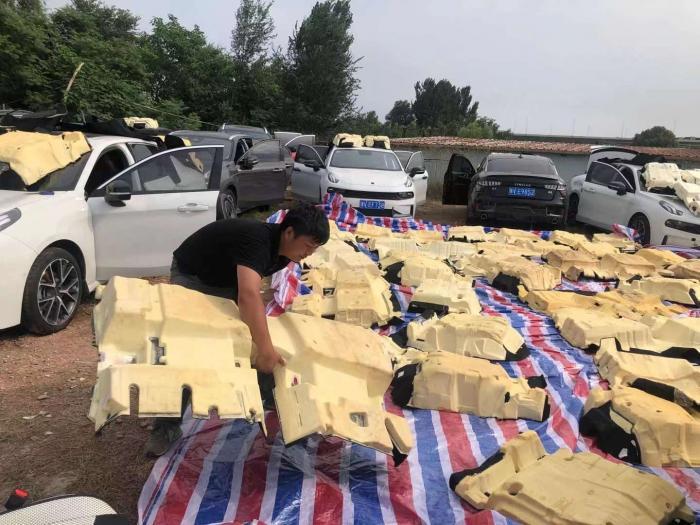河南百亿水灾理赔背后:郑州40万辆车受损,险企怎么扛?