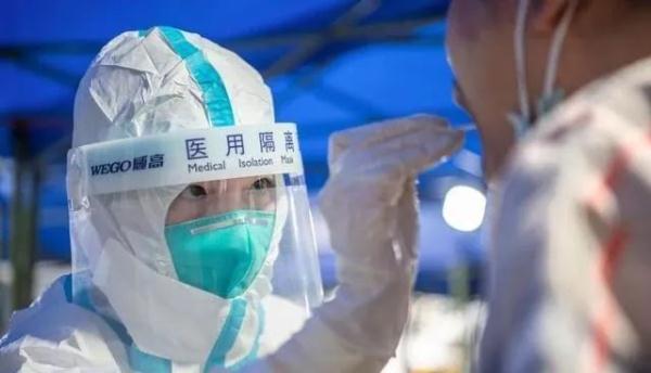 疫情最新数据消息 扬州累计病例448例 本轮疫情集中在两条传播链