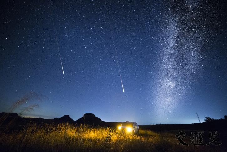 英仙座流星雨13日凌晨迎极大 别错过了!流星雨是怎么形成的?