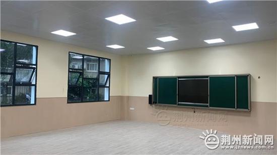 一手抓防疫 一手抓建設 沙市區兩所學校即將完工